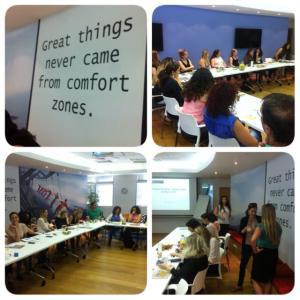 מפגש Sharing HR  - גלובלי