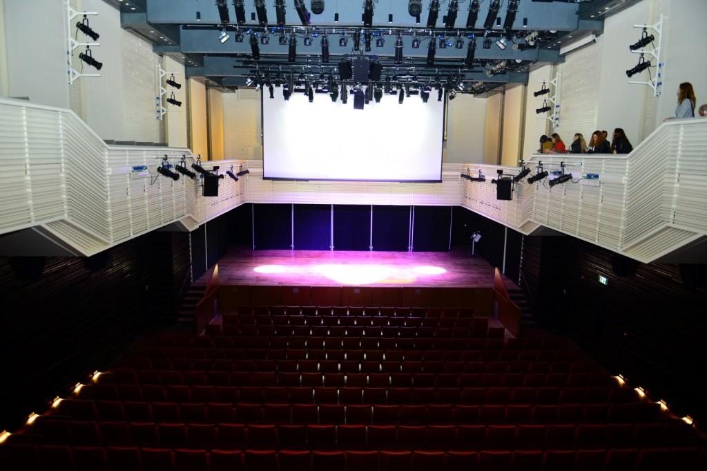 אולם הקונצרטים - אלמא